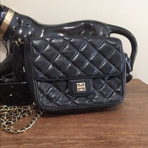 Givenchy quilted vintage purse